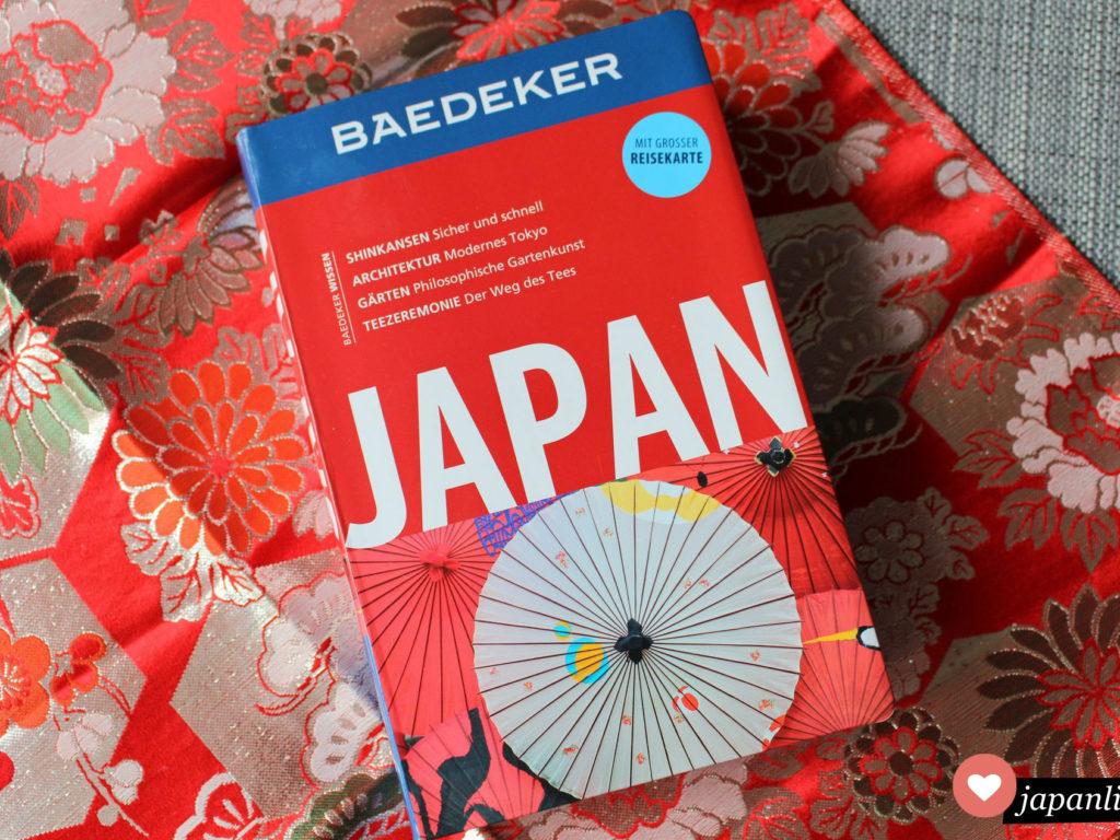 Der Baedeker Japan Reiseführer sollte in keinem Regal eines Japanreisenden fehlen.