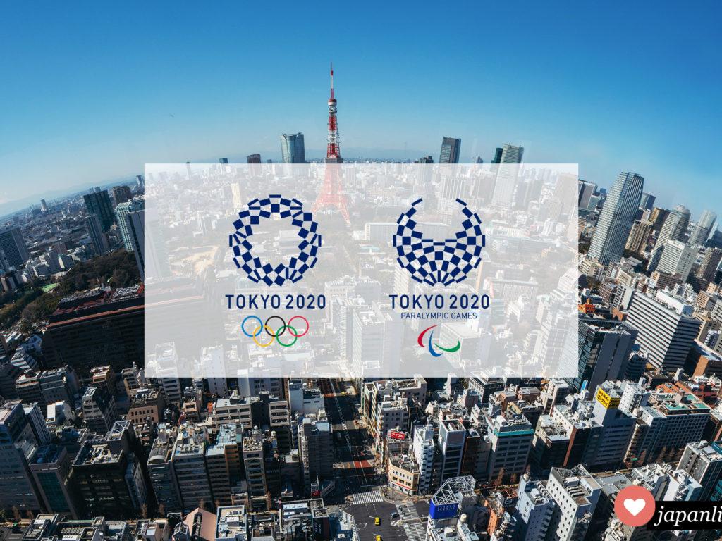 Die olympischen Sommerspiele finden 2020 in Tokio statt und ich plane dabei zu sein.