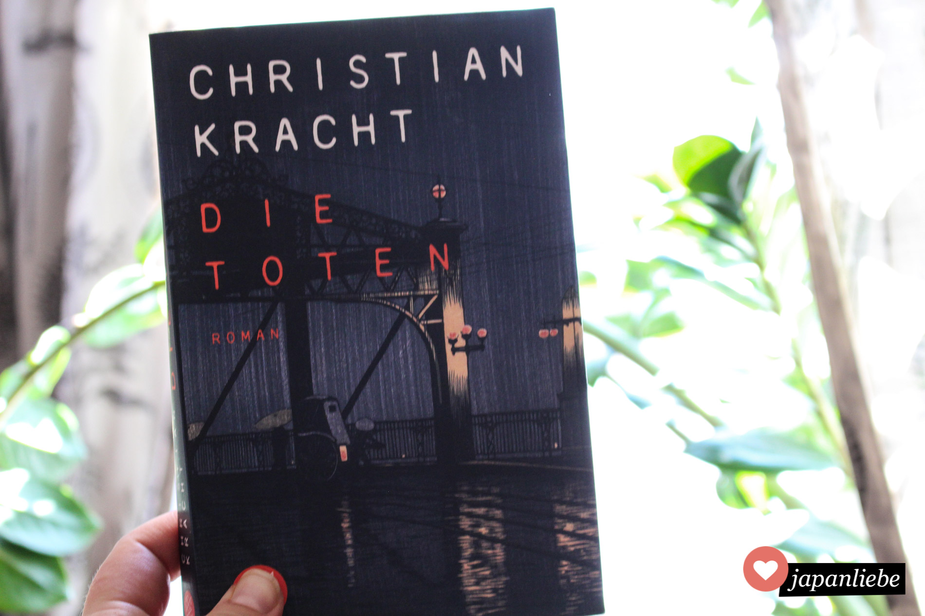 """""""Die Toten"""" von Christian Kracht"""
