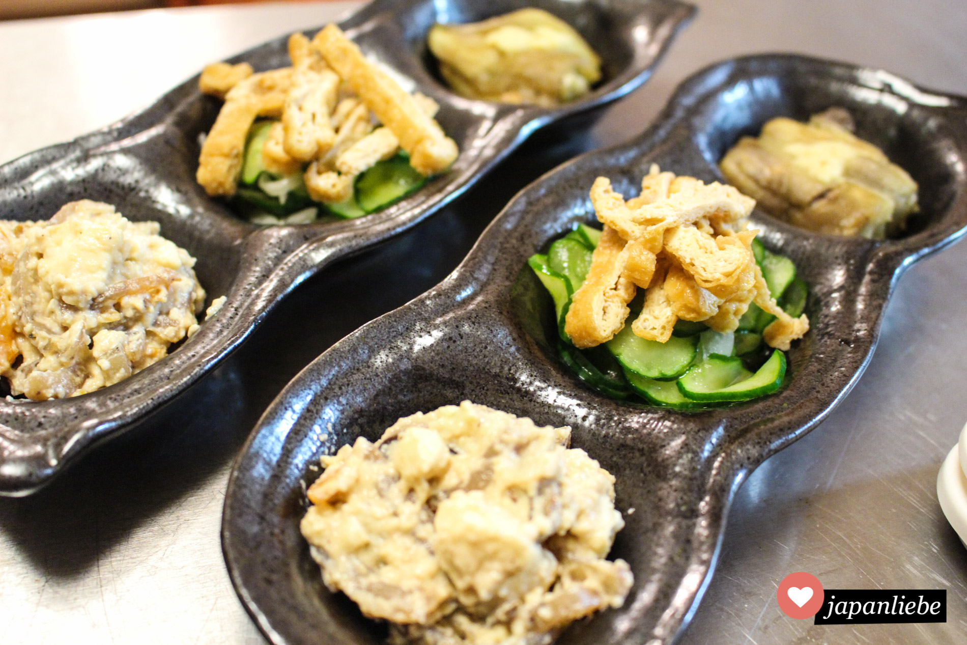 Aus Tofu und Gemüse lassen sich abwechslungsreiche, leckere Beilagen zaubern.