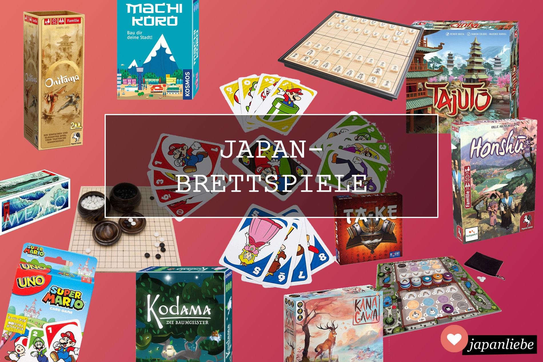 Japan-Brettspiele