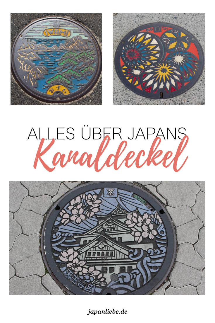 Japans Kanaldeckel