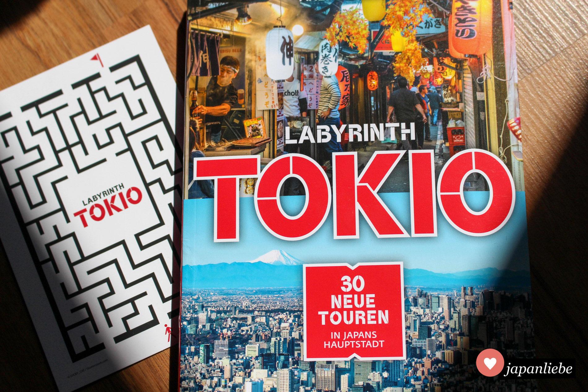 """""""Labyrinth Tokio"""" von Axel Schwab."""