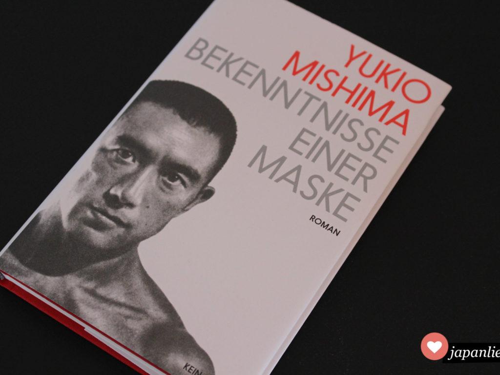 """""""Bekentnisse einer Maske"""" von Yukio Mishima."""