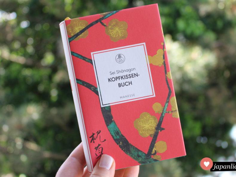 """Ein Klassiker der japanischen und Weltliteratur: das """"Kopfkissenbuch"""" vonHofdame Sei Shōnagon."""