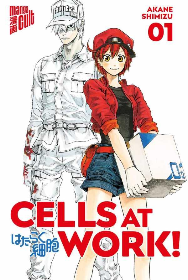 Cells at Work! Band 1