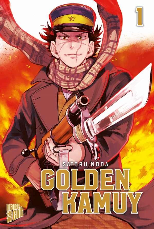 Golden Kamuy Band 1