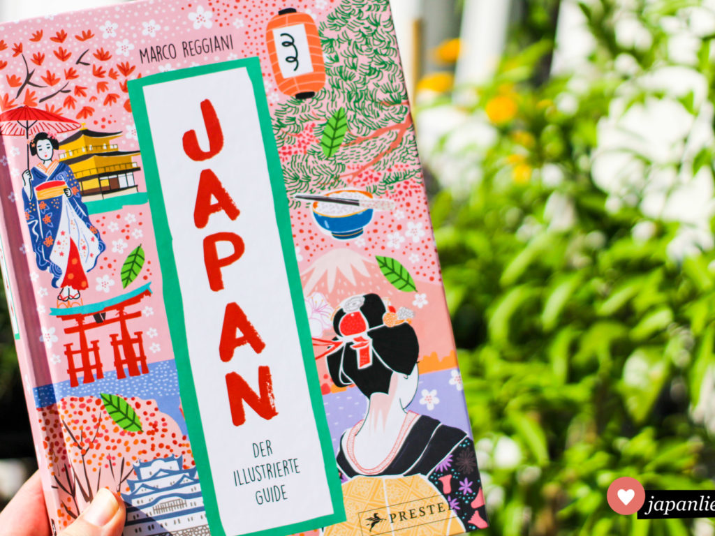 """Japan. Der illustrierte Guide"" von Marco Reggiani"