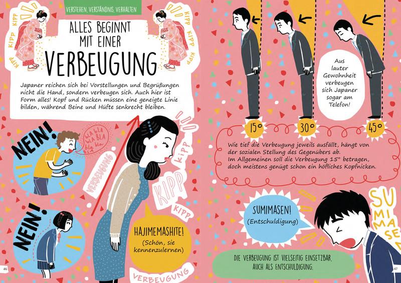 "Blick ins Buch ""Japan. Der illustrierte Guide"": Richtig verbeugen"