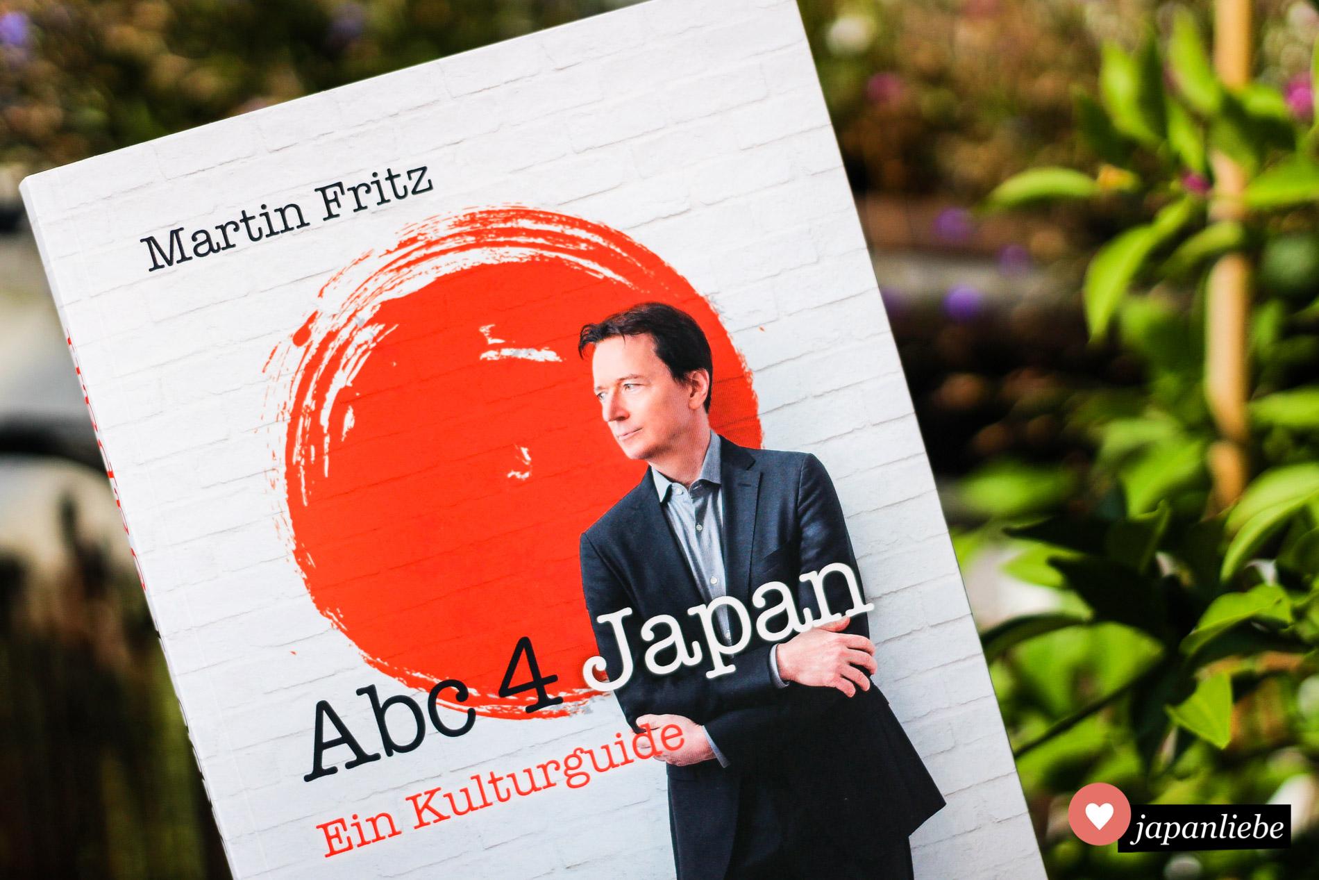 """""""Abc 4 Japan – Ein Kulturguide"""" von Martin Fritz."""