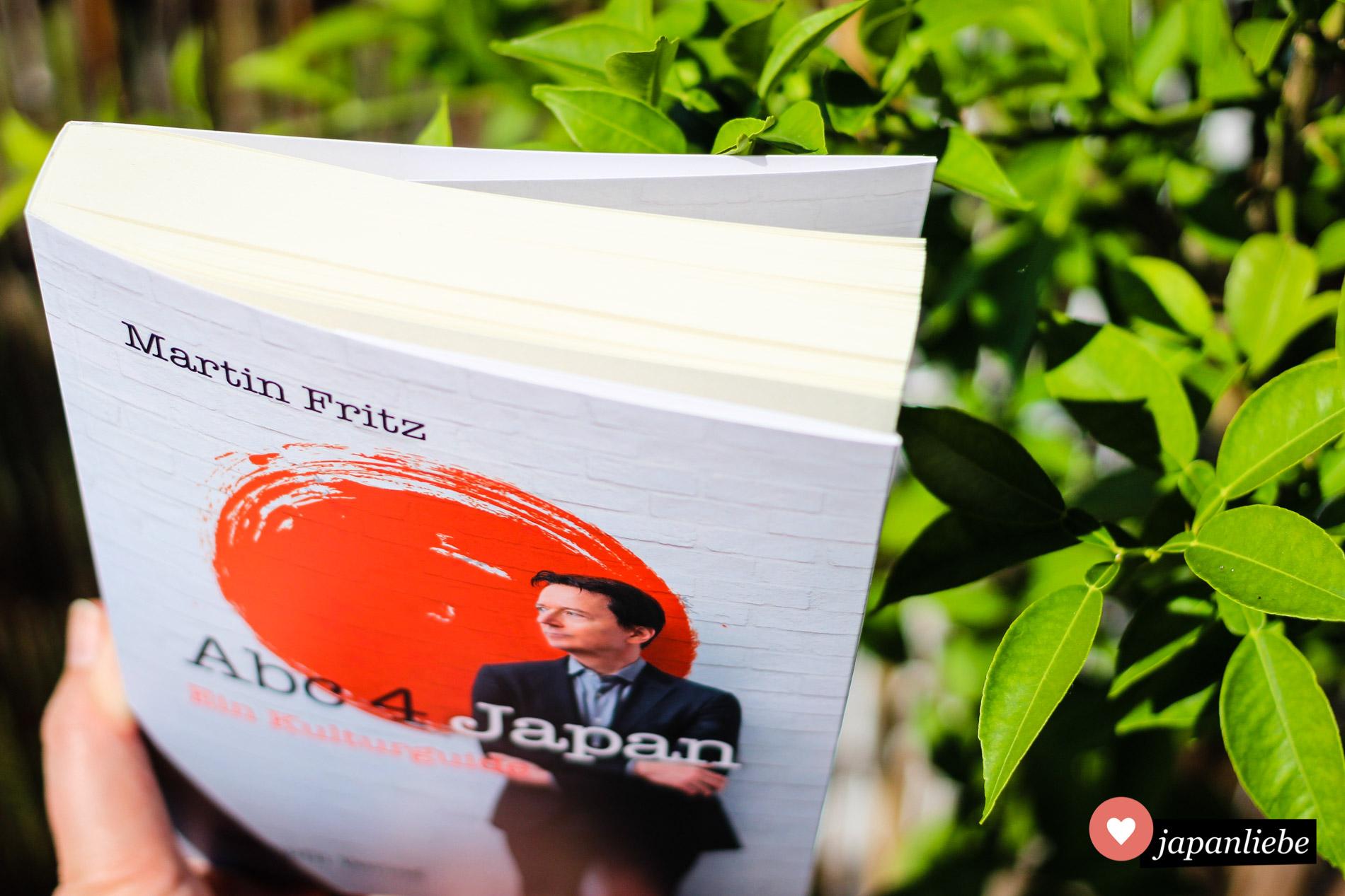 """""""Abc 4 Japan"""" ist im Staempfli Verlag als broschiertes Taschenbuch erschienen."""