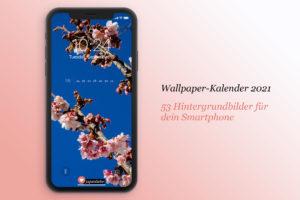 Japan-Kalender 2021 für dein Smartphone
