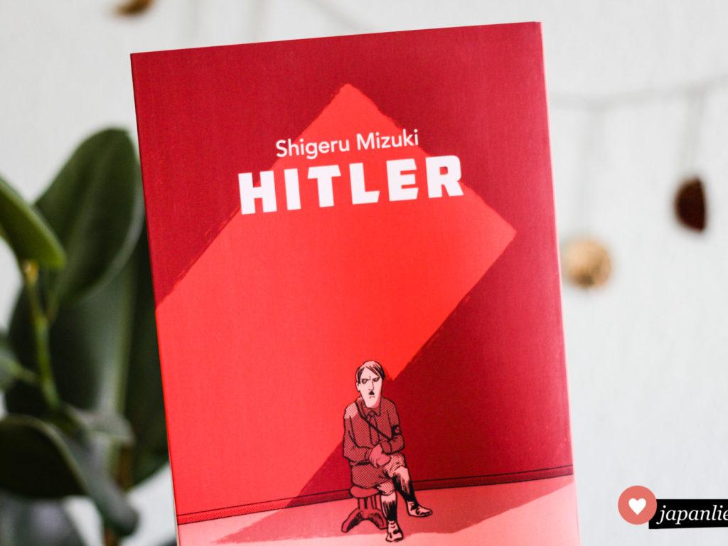 """Manga """"Hitler"""" von Shigeru Mizuki"""