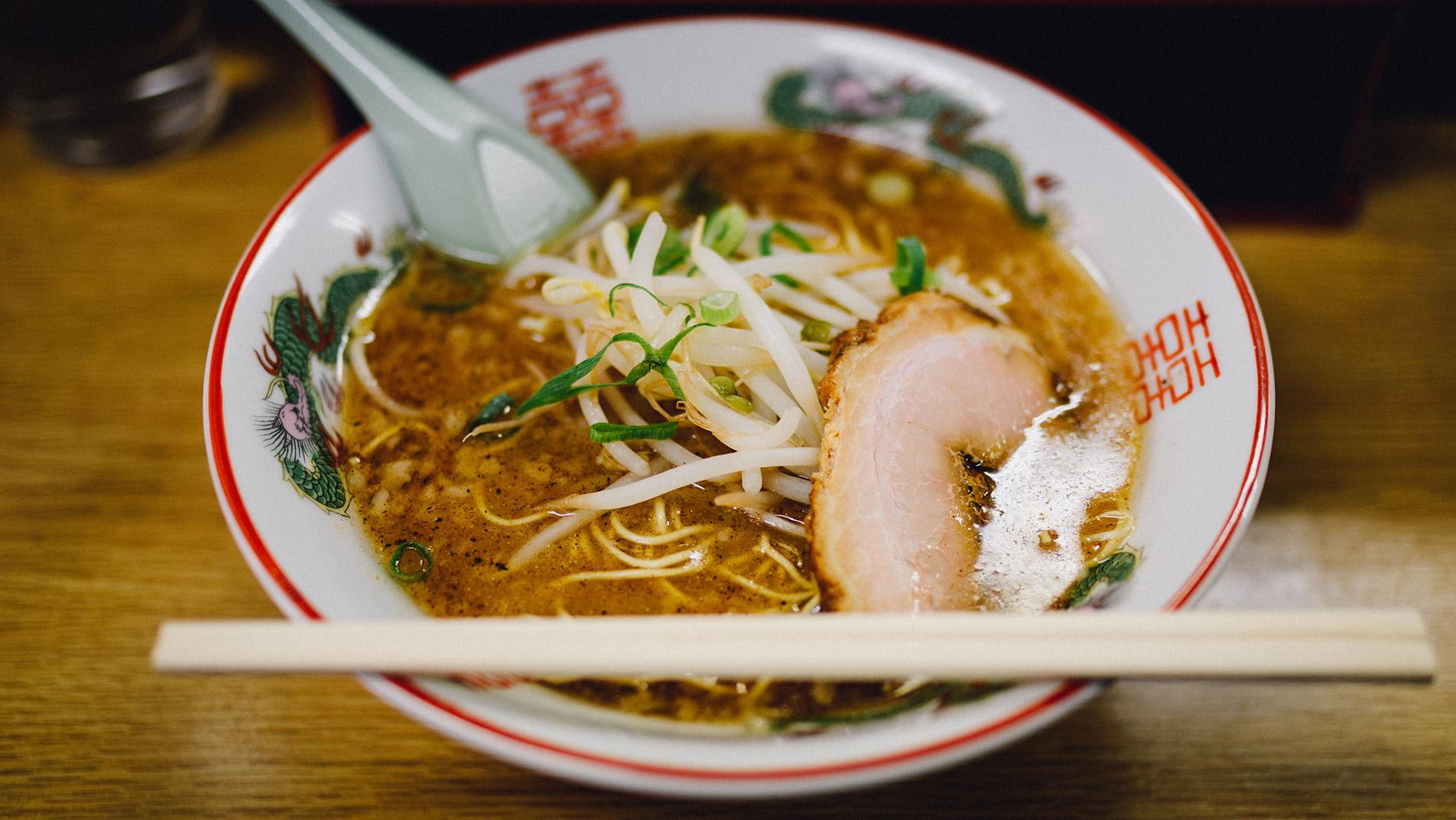 Das liebste Essen vieler Japanheimkehrer: Ramen.