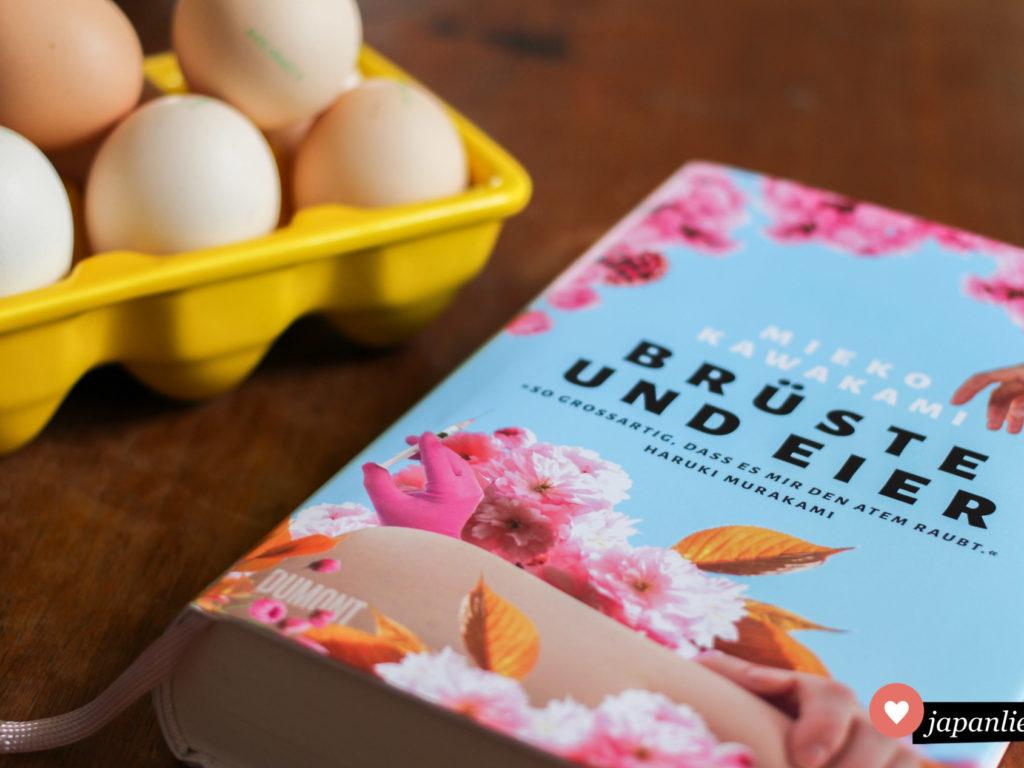 """""""Brüste und Eier"""" von Mieko Kawakami."""