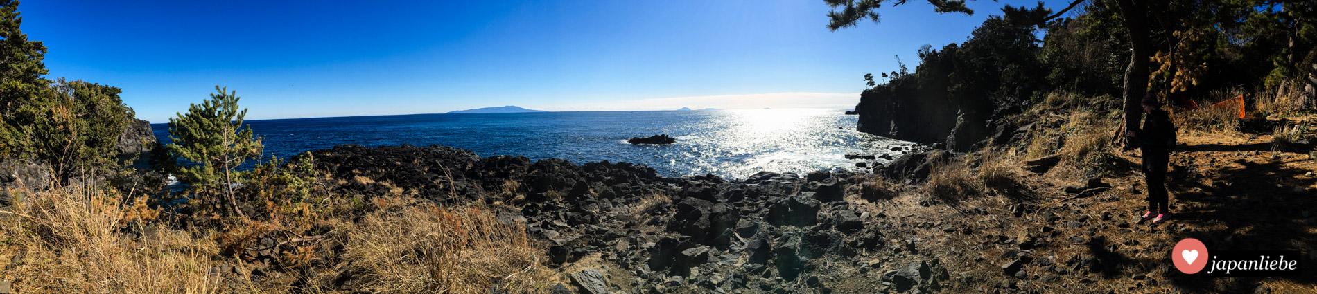 Traumhaftes Panorama.