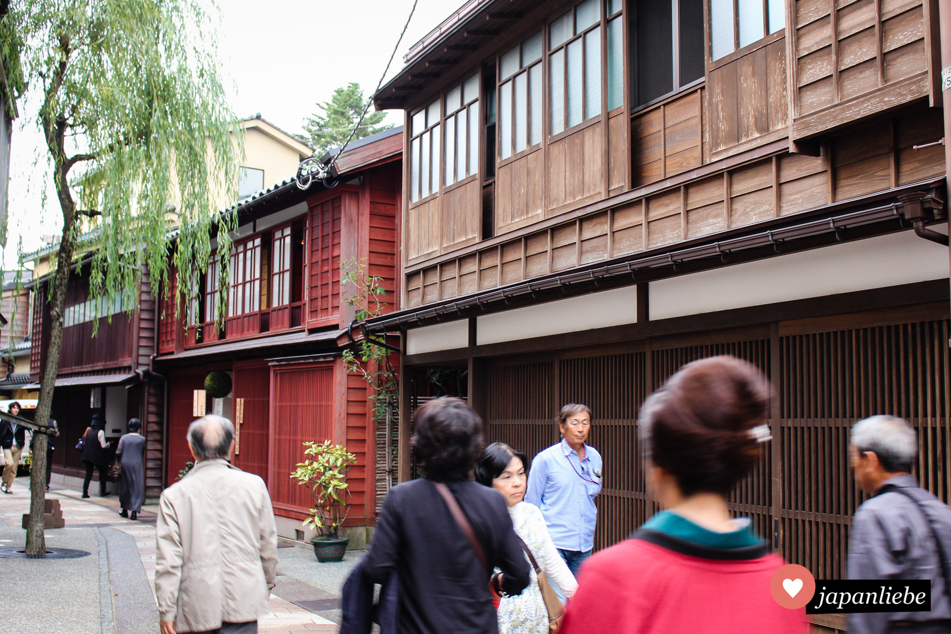 Kanazawa entwickelt sich vom Geheimtipp zum Must-See für deine Japanreise.