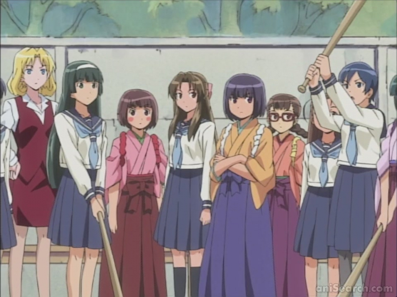 """Der Anime """"Taisho Baseball Girls"""" (Taishō Yakyū Musume) greift das Thema gesellschaftlicher Wandel unter anderem in Bezug auf die Schuluniformen der Protagonistinnen auf. (Foto: J.C.STAFF)"""