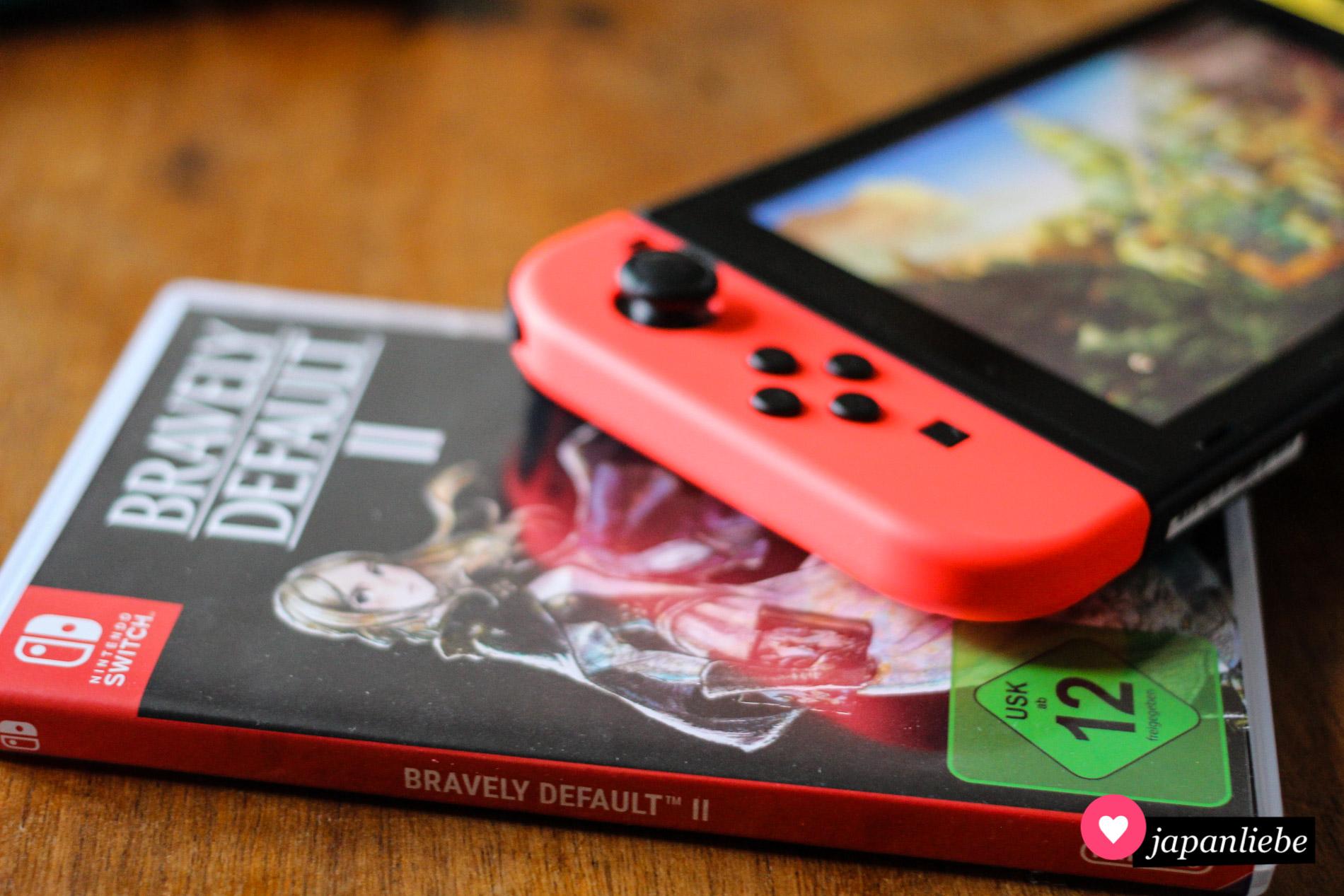 """""""Bravely Default II"""" ist exklusiv für die Nintendo Switch erschienen."""