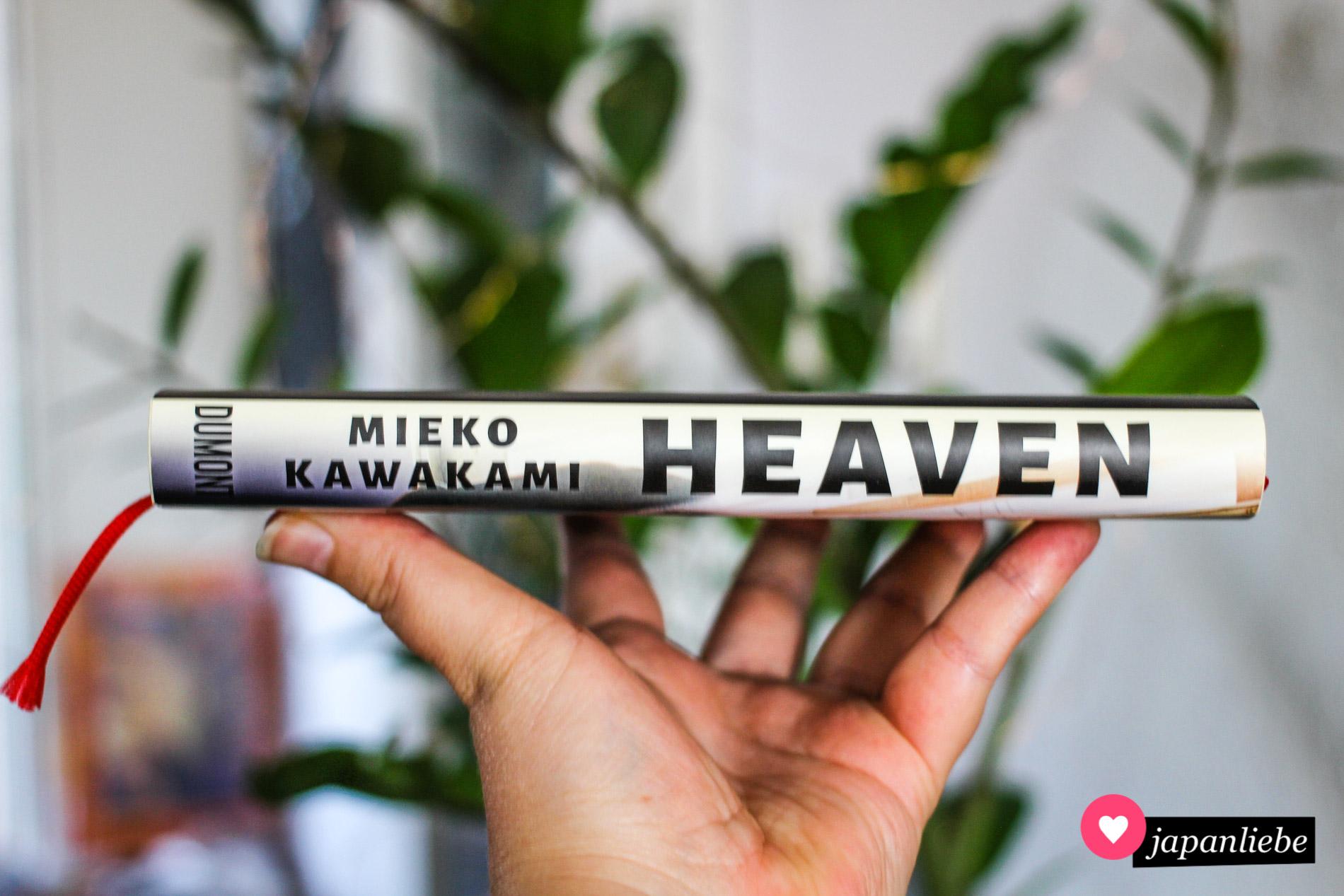 """""""Heaven"""" von Mieko Kawakami."""