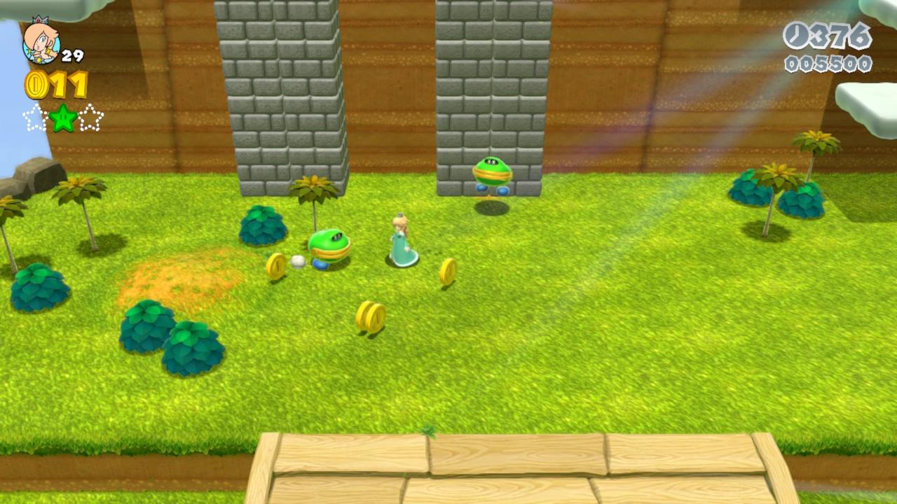 """Zwei Krötsus – sehr japanische Gegner in """"Super Mario 3D World""""."""